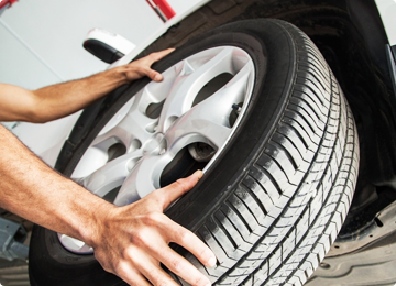 new tires and tire service