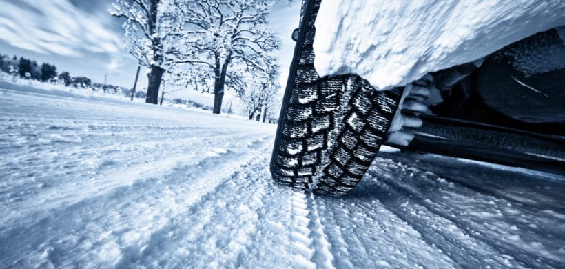 An Automotive Repair Pro's Tire Tips for Winter