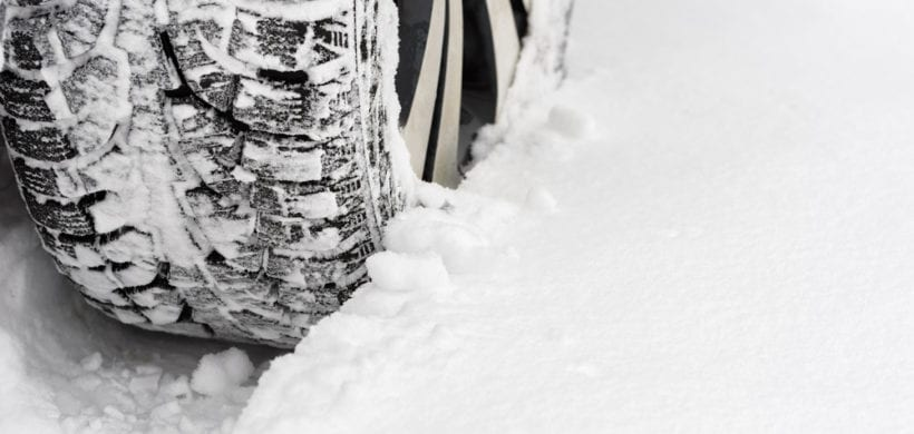 The Relationship Between Temperature and Vehicle Tires